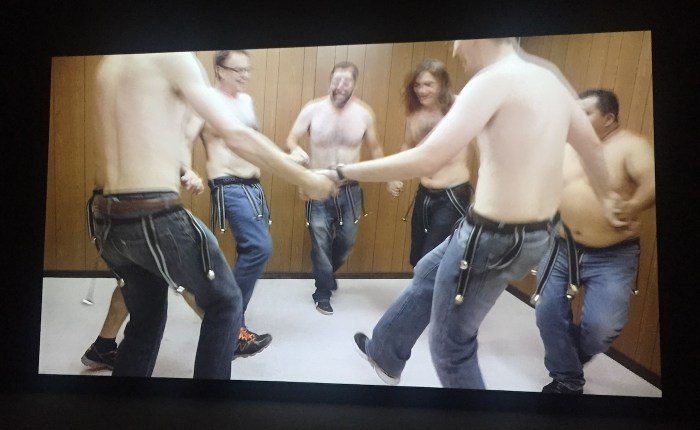 "Kenneth Tam, ""Breakfast in Bed"" (2016), Single-channel HD video, color, sound."