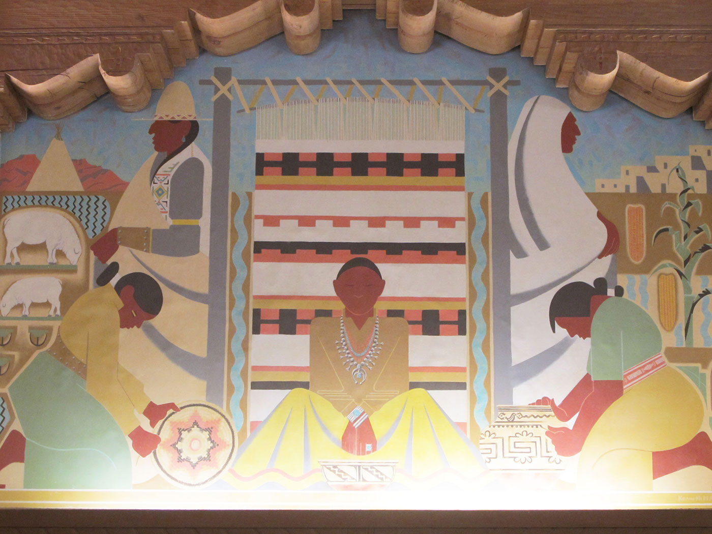 Native American Students Fight To Remove Colonial Imagery