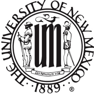 The University of New Mexico seal (image via Wikipedia)