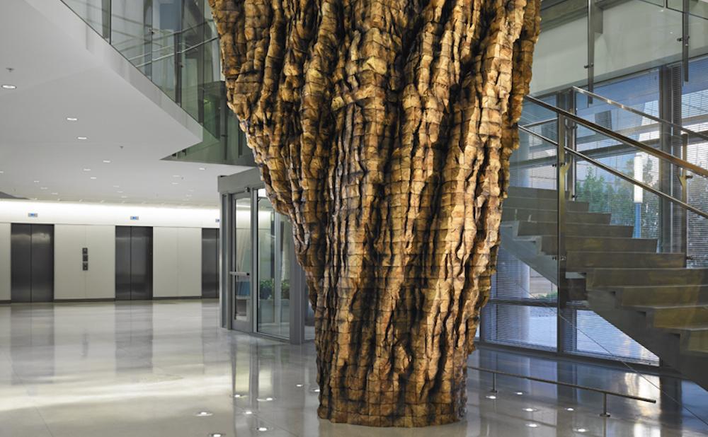 Did an Ursula von Rydingsvard Sculpture Really Make 17 FBI