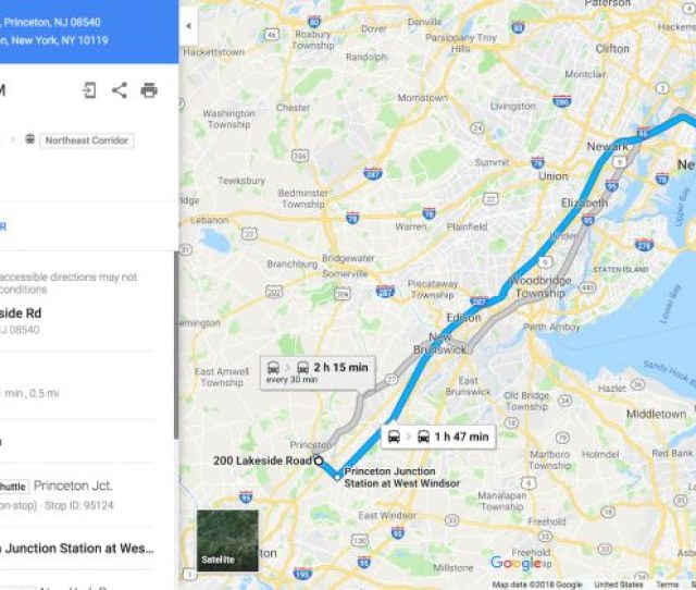 Googles New Wheelchair Accessible Directions Come With A Disclaimer Use Caution Wheelchair Accessible Directions May Not Always Reflect Real World