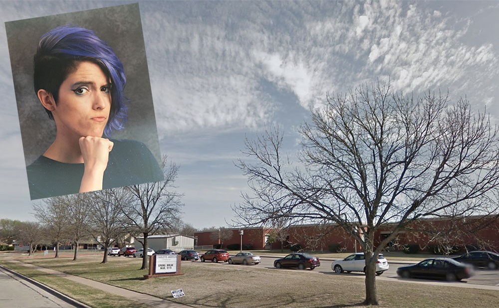 Texas Art Teacher Suspended For Discussing Her Sexual
