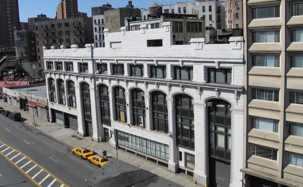 Prentis Hall (photo courtesy Columbia University)