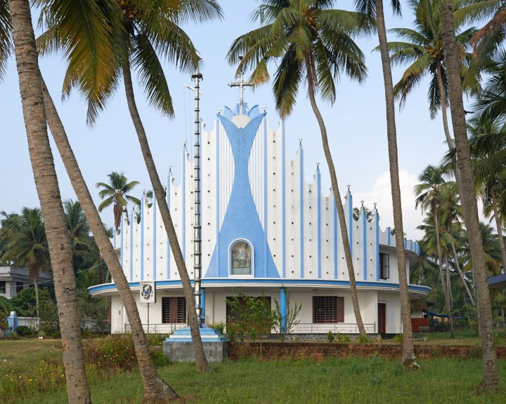 Our Lady of Pompei Church in Konchira