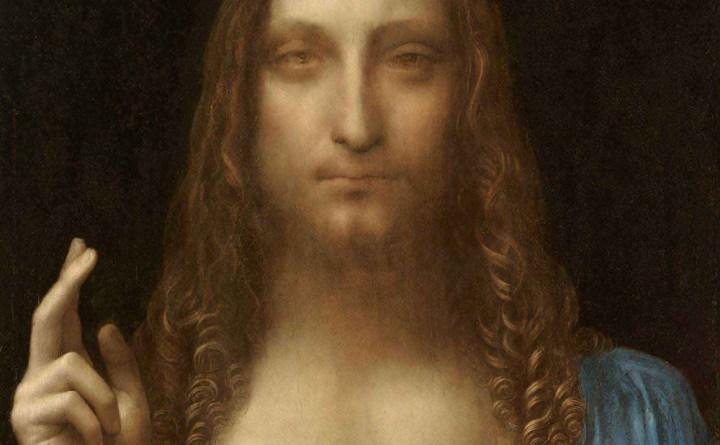 Sections of Salvator Mundi Not Part of Leonardo's Original Design, Research Suggests
