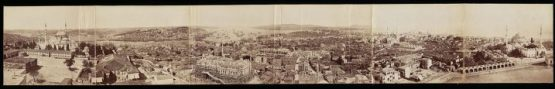 Constantinople Panorama (1868) (all images courtesy Getty's open content program)