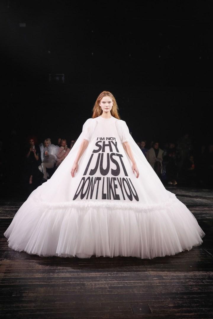 Viktor & Rolff, Haute Couture, Spring/Summer, 2019