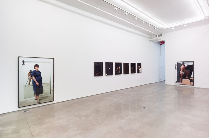 The Conditions, installation view (image courtesy Team Gallery, inc., photo by Jason Mandella)