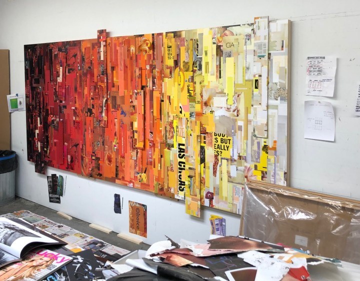 A View From the Easel During Times of Quarantine