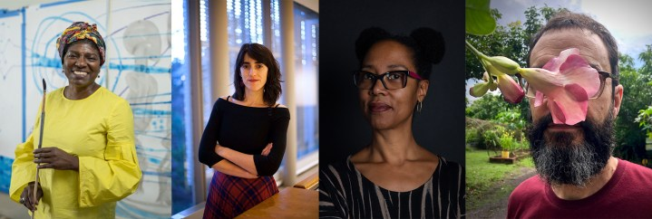 The Rappaport Foundation and deCordova Sculpture Park and Museum Present Speaking Our Minds: Artists, Racial Divides, and Cultural Inclusion