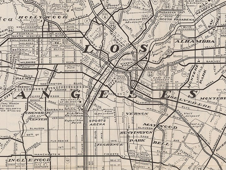 Mapping Jewish, Indigenous, and Spiritual Life in LA