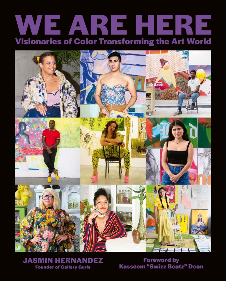 """We Are Advocating for Us"": A New Book Centers BIPOC Artists and Educators"