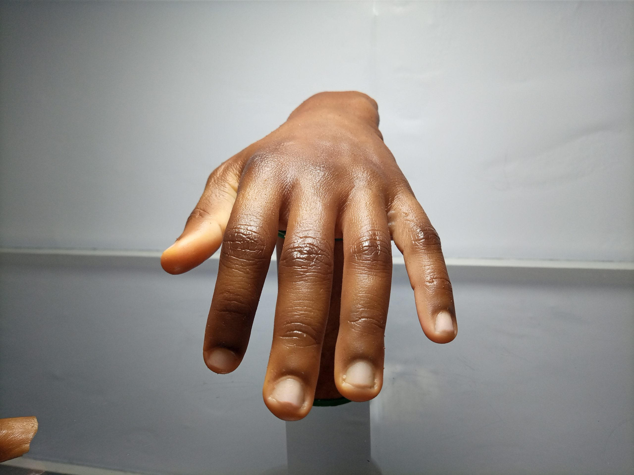 A Sculptor and Former Special Effects Artist Is Paving the Way in Prosthetics for Darker Skin Tones