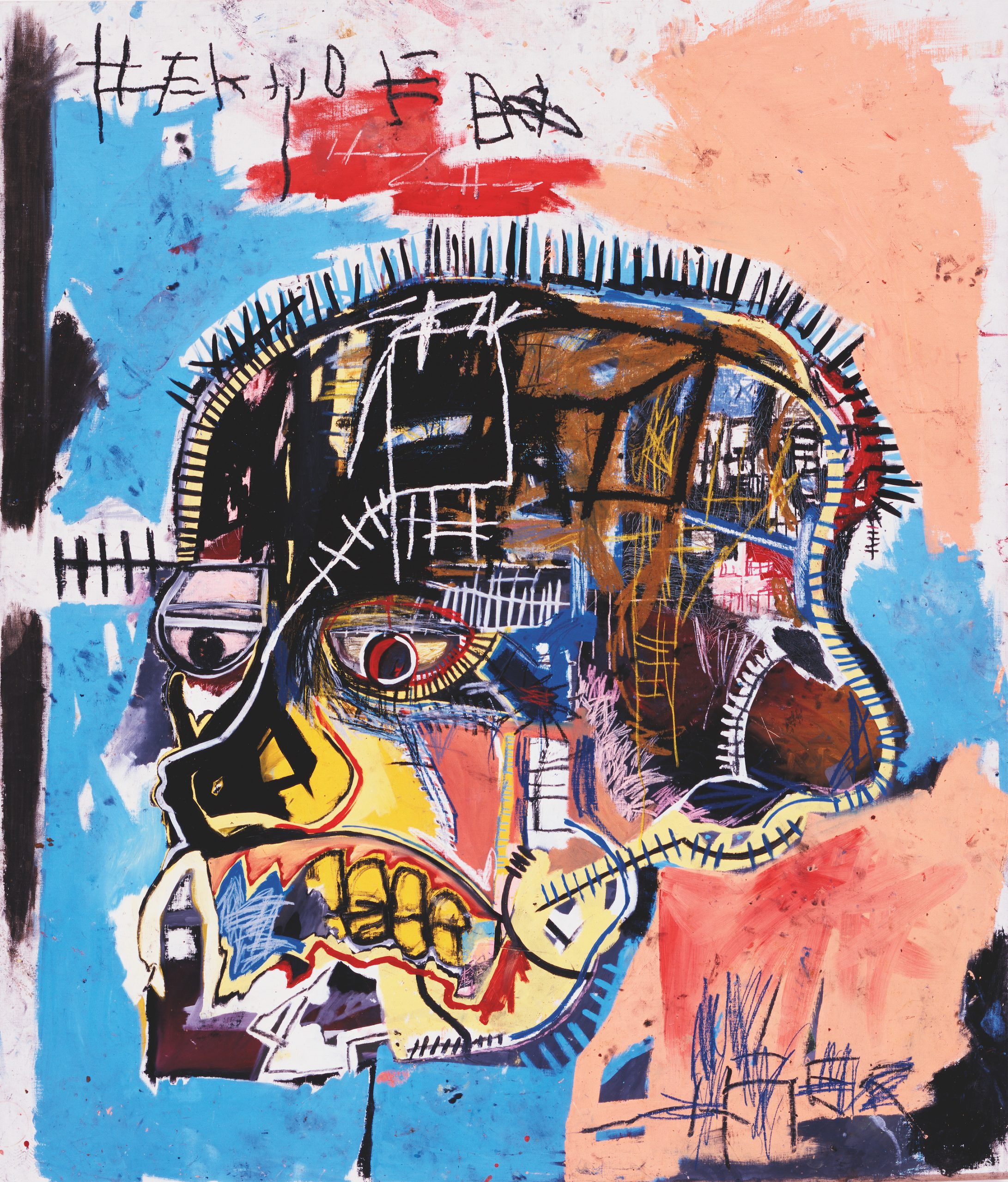 How Music Steered the Art of Jean-Michel Basquiat