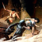 "Rileggere Robert E. Howard: ""Lo stagno dei neri"" (The Pool of the Black One, 1933) di Robert E. Howard – La Saga di Conan il Cimmero #14"