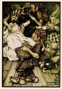 the-death-of-snow-white-illustrated-by-arthur-rackham-the-fairy-tales-of-the-brothers-grimm-1909