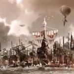 """Anteprima libri: """"La città delle navi"""" (The Scar, 2002) di China Miéville – La saga di Bas Lag #2"""
