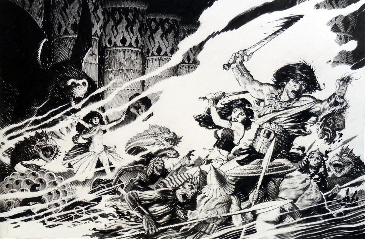 Recensione: Il Colossale Conan Volume 1
