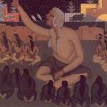 I «miti di emersione» nelle tradizioni dei Nativi Americani