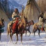 """Il """"Piccolo Popolo"""" nel folklore dei Nativi Americani del Sud-Est"""