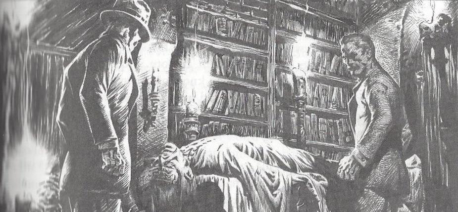 "Rileggere Robert E. Howard: ""La Pietra Nera"" - Ciclo di Cthulhu"