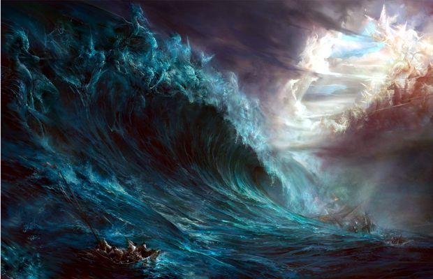 diluvio 1