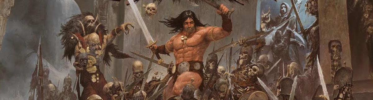 Howard Andrew Jones commenta Conan: La Valle delle Donne Perdute