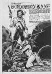 La lama che fa tremare anche il demonio: riscoprire Solomon Kane