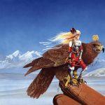 Spada, Stregoneria e Arte – Chris Achilleos