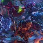 Sword & Sorcery: eroi leggendari contro le forze del male sul tavolo da gioco