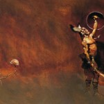 Spada, Stregoneria e Arte – Jeffrey Catherine Jones