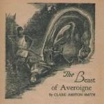 """Rileggere Clark Ashton Smith – """"Il mostro dell'Averoigne"""" – Ciclo di Averoigne"""