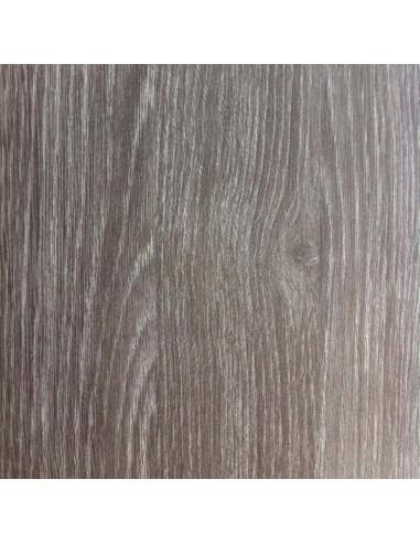 supbois tablette melaminee chene gris mat 250 x 50 cm ep 18 mm