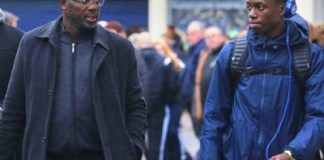 George Weah's son Timothy joins Celtic on loan from PSG