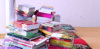 French Embassy Donates Books to UHAS