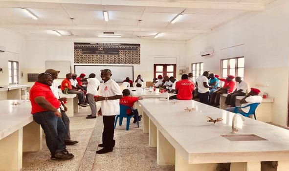 GSTS old boys hand over projects to alma-mater to mark 109th anniversary