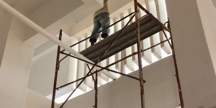 LEGON: Students lament over late painting of JQB