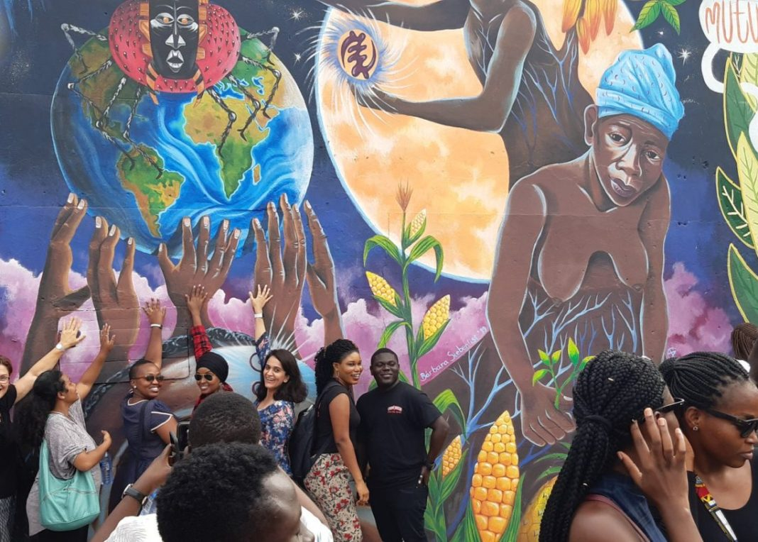 The very best of Ghana's ChaleWote arts festival