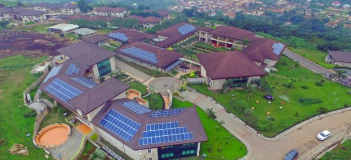 COVID-19: Ashesi University suspends classes; moves online for lectures
