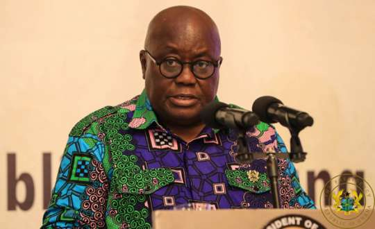 Akufo-Addo extends ban on public gatherings by two weeks