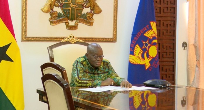 Akufo-Addo commends Ghana Covid-19 Private Sector Fund for 100-bed treatment and isolation facility