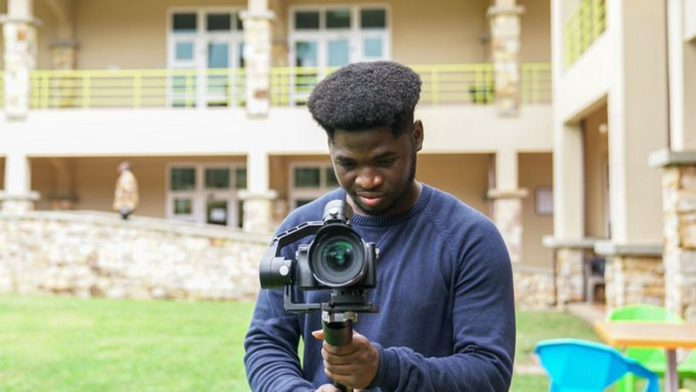 Meet the Ashesi University graduate who served as Director of Photography for Beyonce's 'Black Is King' album