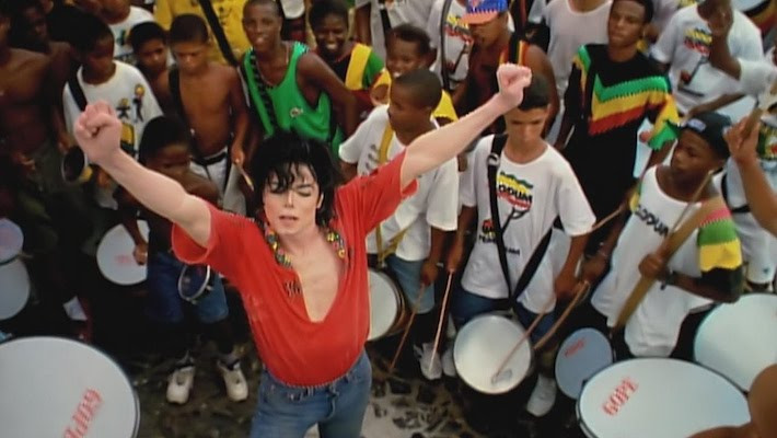 """Spike Lee Delivers New Short Film for Michael Jackson's """"They Don't Care About Us"""" - Kuulpeeps"""