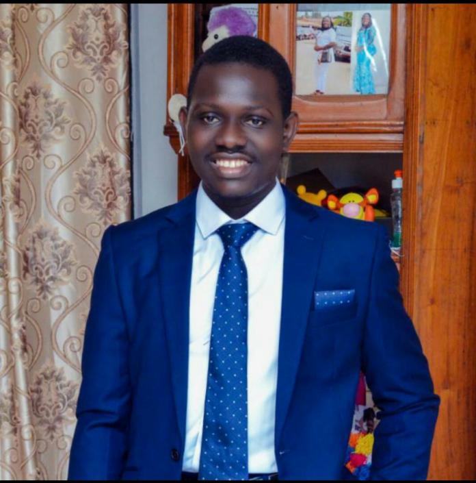 Meet Sylvester Atta Andam, overall best graduating student for CoHSS-KNUST, 2020