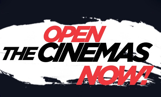 Film industry stakeholders petition gov't over ban on cinema operations