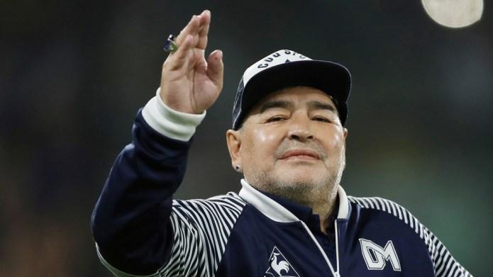 Diego Maradona dead: Argentinian football legend passes away aged 60