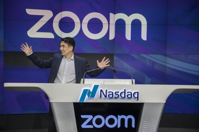 Zoom Founder loses $5 billion following advent of COVID vaccine