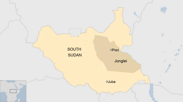 Plane crash kills 10 people in South Sudan