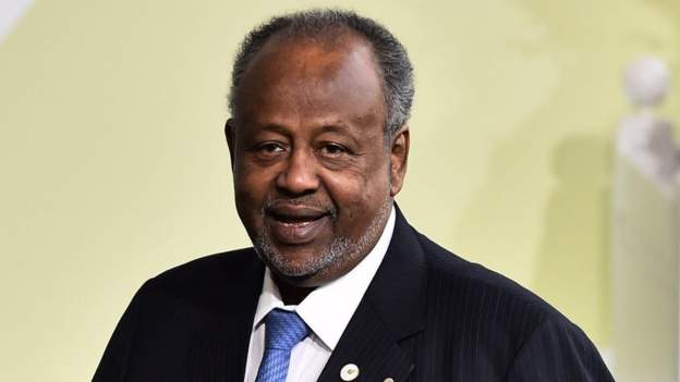 Djibouti's president Omar Guelleh re-elected for fifth term