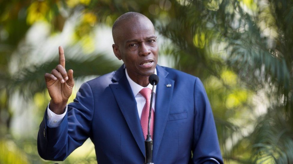 President of Haiti killed in attack at private residence